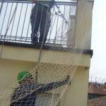 Installazioni varie: reti anti volatile