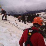 Installazioni varie: tetto palaghiaccio Cortina d'Ampezzo